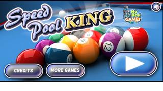 Speed Pool King Free Game !!! screenshot 2