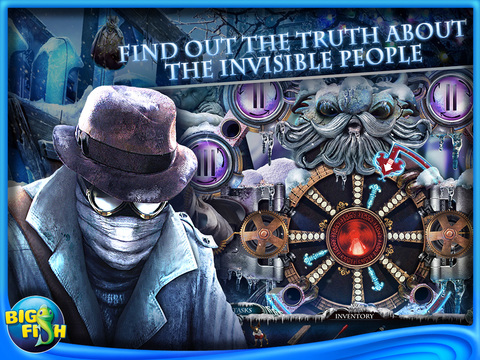 Mystery Trackers: Raincliff's Phantoms HD - A Supernatural Detective Game screenshot 3
