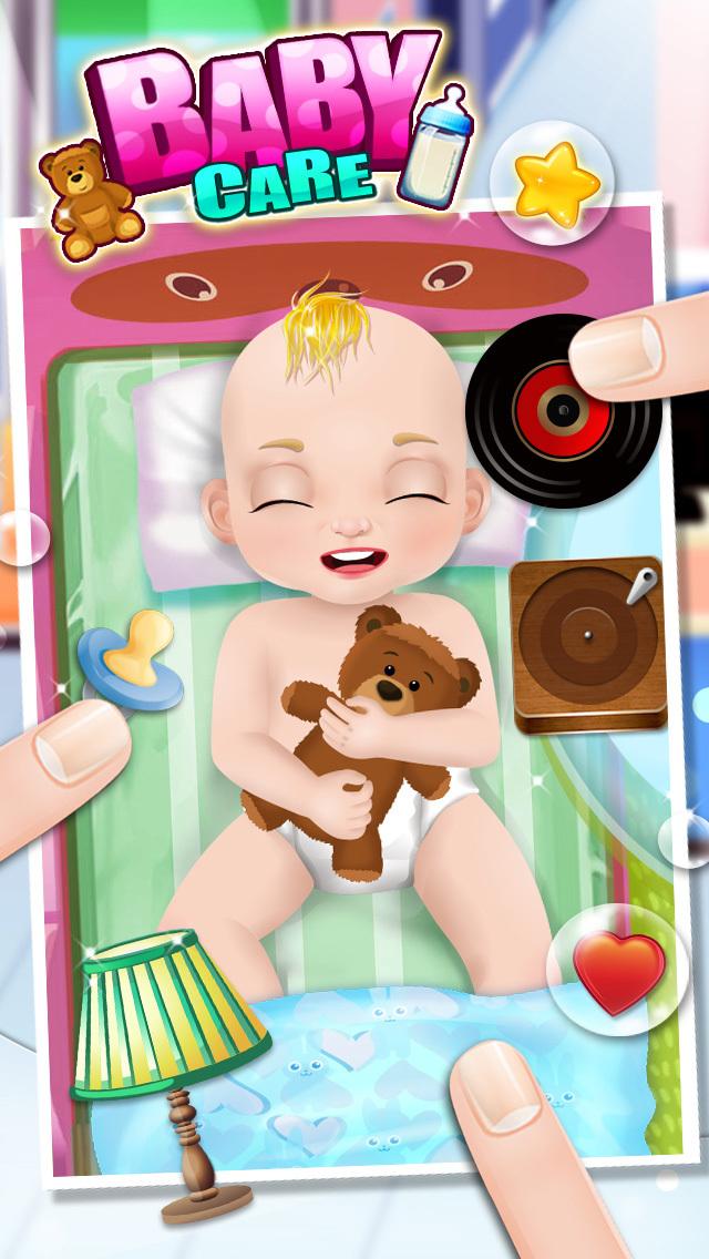 Baby Care & Baby Hospital - Kids games screenshot 2