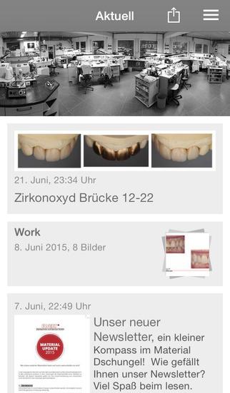 Ewert Zahntechnik & Service screenshot 1