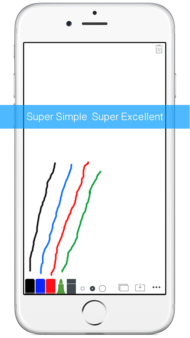 Smart Whiteboard - easy to use screenshot 2