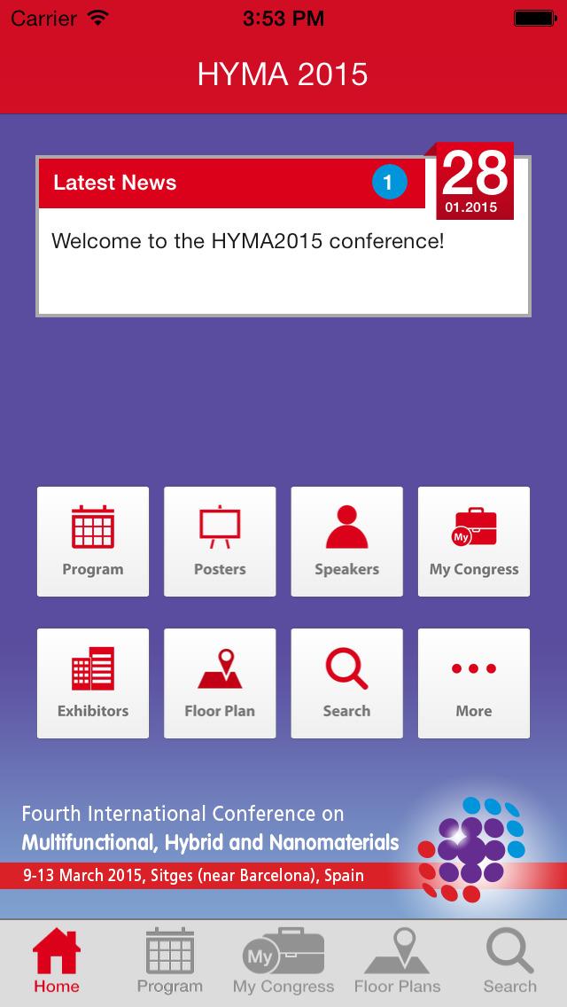 HYMA2015 screenshot 4