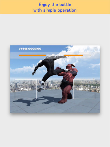 Rooftop Fighter FREE screenshot 7