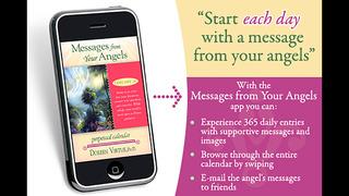 Messages From Your Angels Perpetual Calendar - Doreen Virtue, Ph.D. screenshot 2