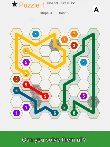 Hexic Link: Bend screenshot 8