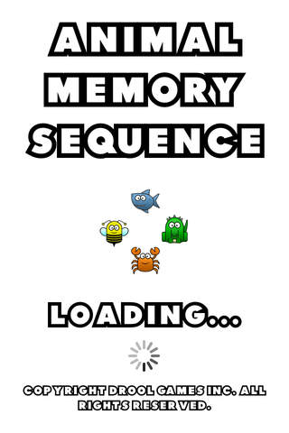 Animal Memory Sequence Free - náhled