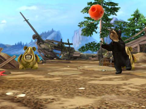 Kinectimals Unleashed screenshot 10