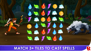 Spellfall™ - Puzzle Adventure screenshot 1