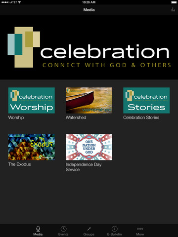 Celebration Baptist Church screenshot 4