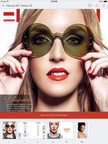 Elegant Magazine screenshot 5