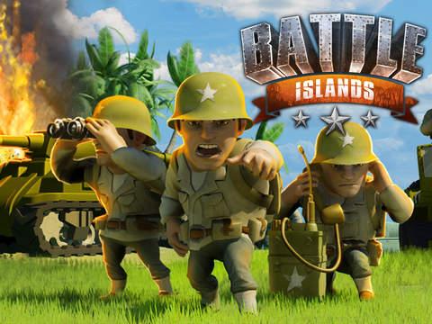 Battle Islands screenshot 6