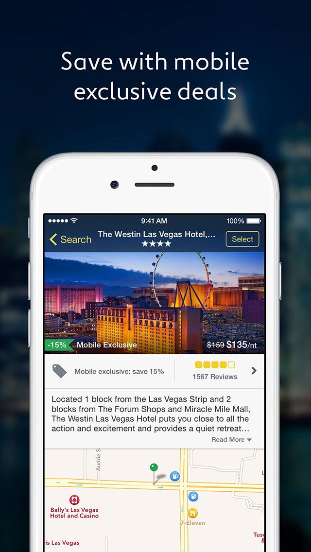 Expedia: Hotels, Flights & Car screenshot 1