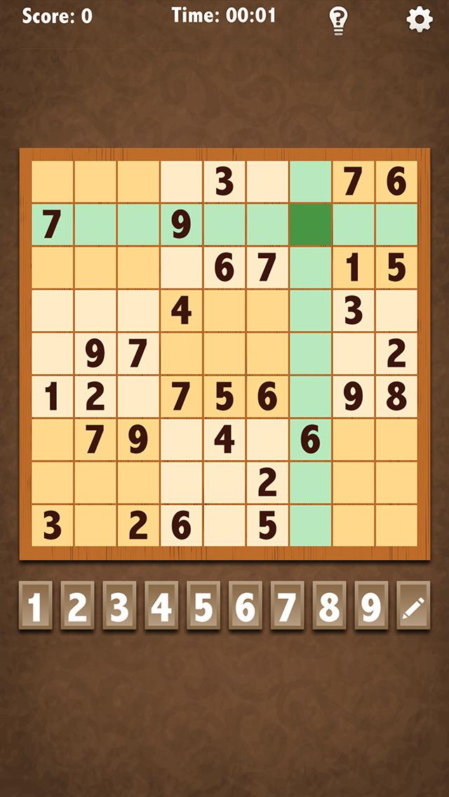 Café Sudoku screenshot 4