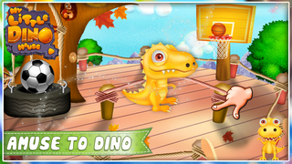 My Little Dino House screenshot 1