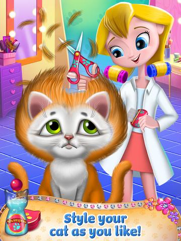 Crazy Cat Salon - Furry Makeover screenshot 10