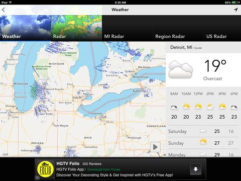 The Detroit News screenshot 8