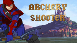 Bow And Arrow Archery Shooter Target Practice Game Plus screenshot 1