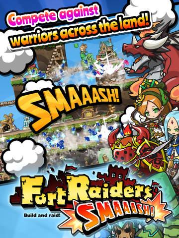 Fort Raiders SMAAASH! screenshot 6