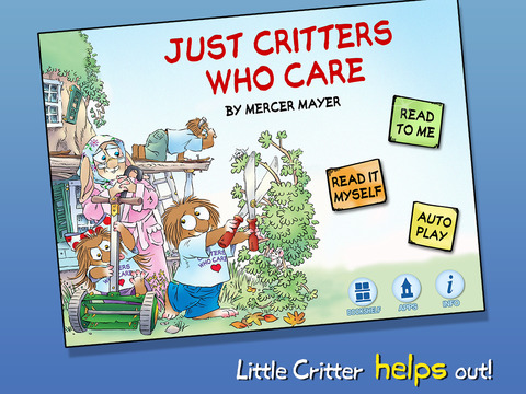 Just Critters Who Care screenshot 5