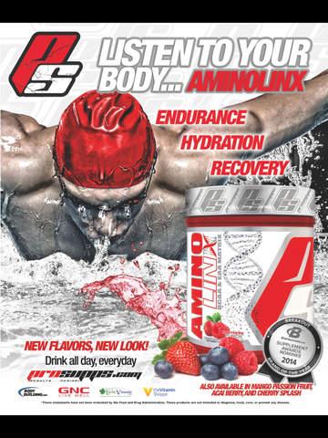 Natural Muscle Magazine screenshot 9