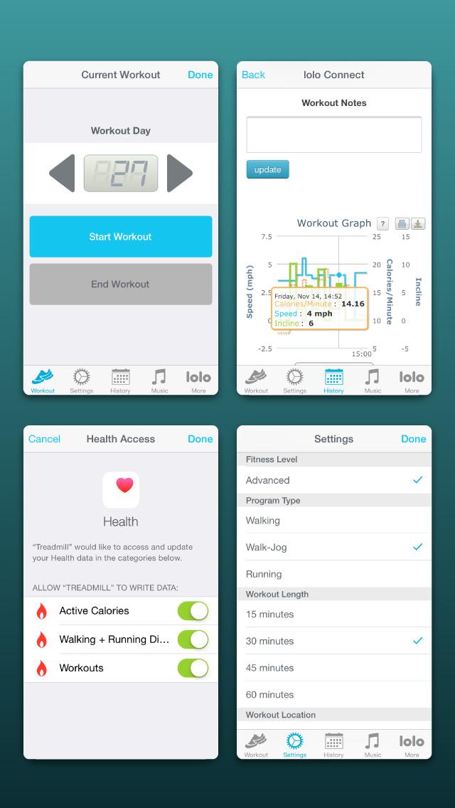 BeatBurn Treadmill Trainer - Walking, Running, and Jogging Workouts screenshot 5