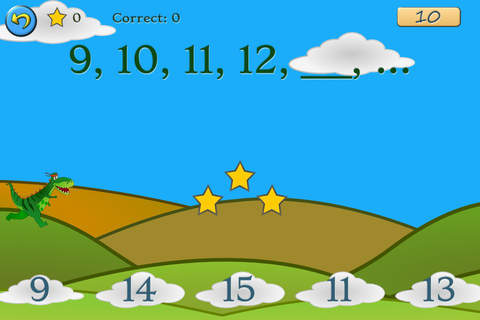 Dino goes to School: 18 Fun Math Games and Activit - náhled