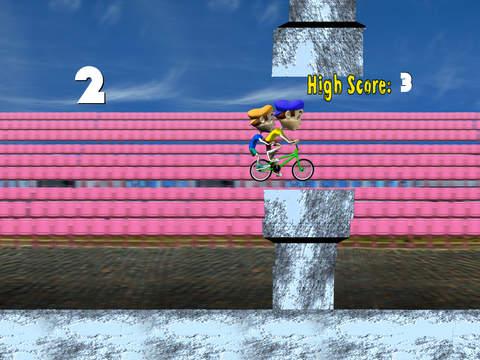 Extreme BMX Highway Rider - Cool speed street racing game screenshot 6