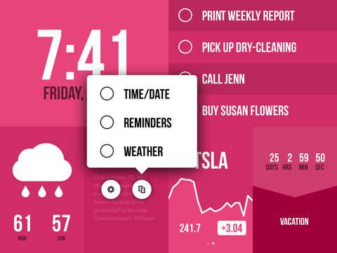 Morning — Weather, To-Do, News screenshot 7