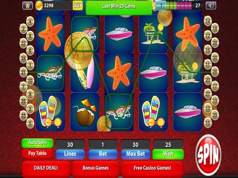 Perfect Slots Ultra Plus - Modern House of Dark Spades Cards screenshot 8