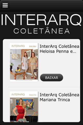 InterArq Coletânea - náhled