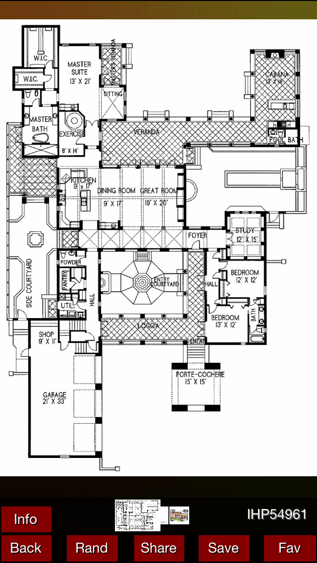 Italianate House Plans screenshot 3