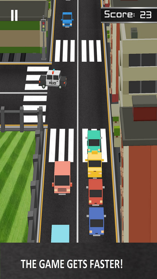 Beat the traffic:Be road boss screenshot 5