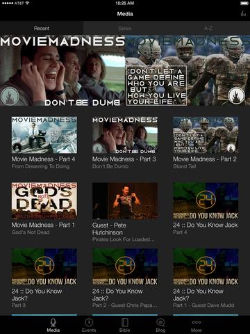 RockChurch App screenshot 4