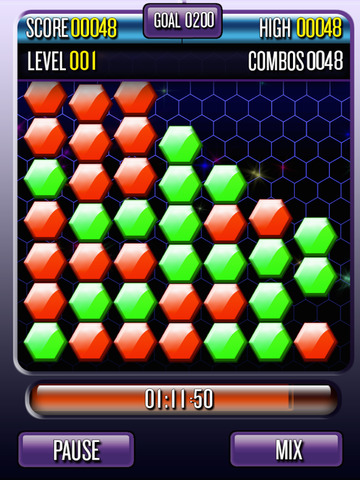 Hex Crush screenshot 4