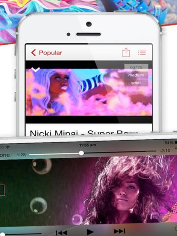 iTube Plus - iTube Pro | Apps | 148Apps