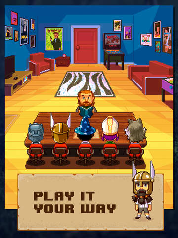 Knights of Pen & Paper 2 screenshot 6