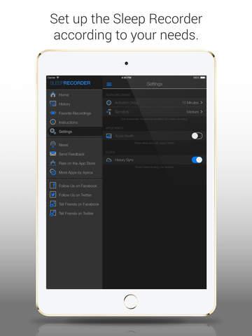 Prime Sleep Recorder Pro screenshot 8