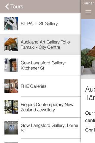 Art in Auckland - náhled