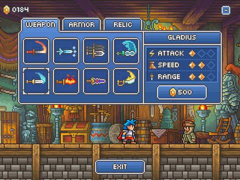 Goblin Sword screenshot 8
