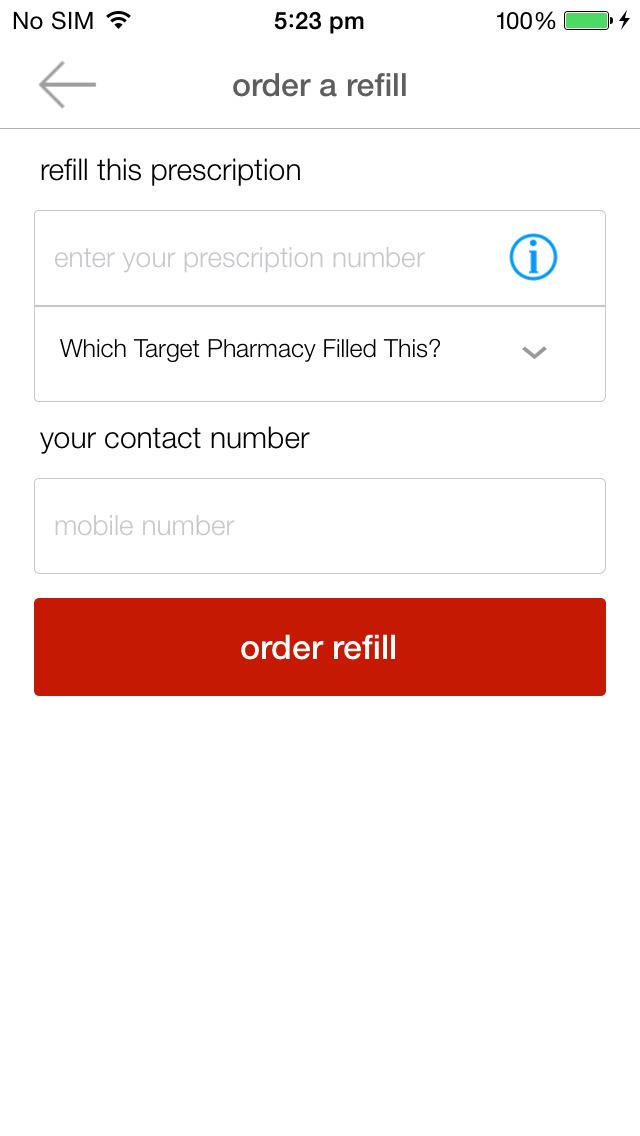 Target Healthful™ screenshot 4