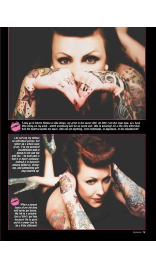 Freshly Inked Magazine screenshot 5