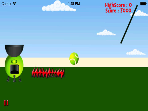 Tennis Ball Mania screenshot 5