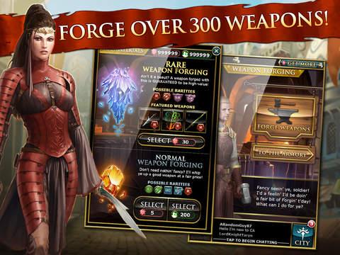 Swords of Fate screenshot 8