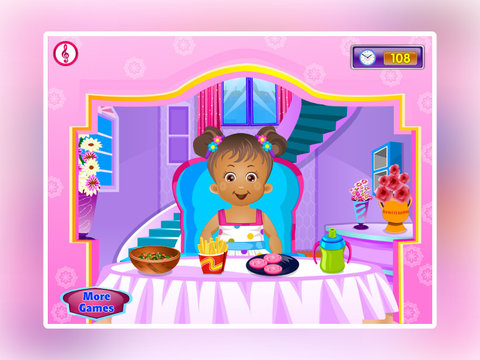 Baby Daisy Cooking Time screenshot 5