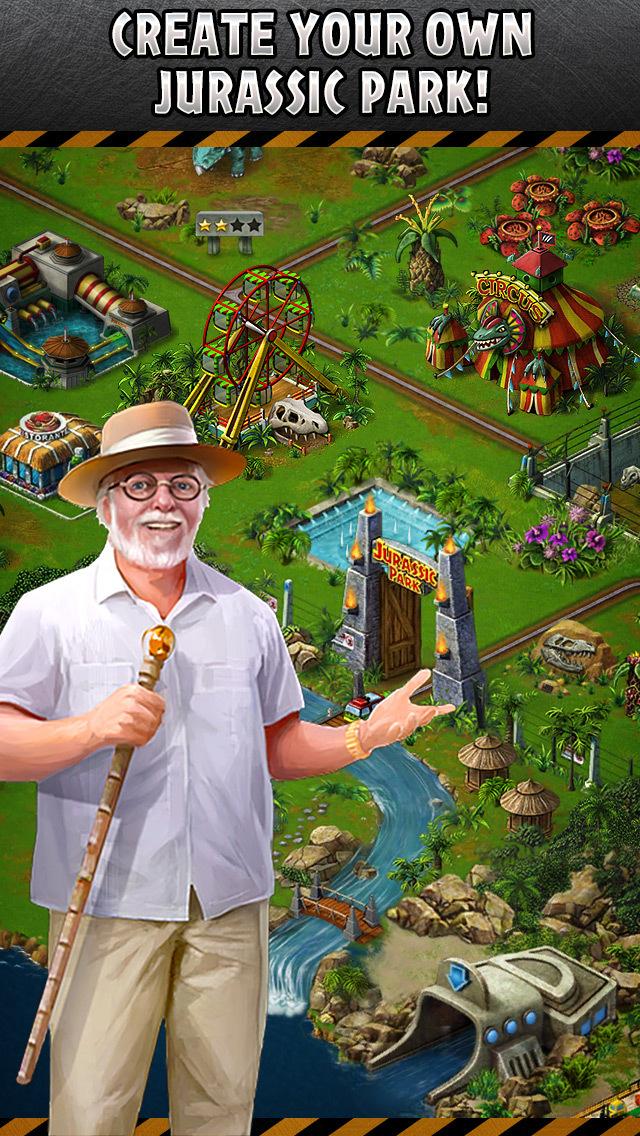 Jurassic Park™ Builder screenshot 3