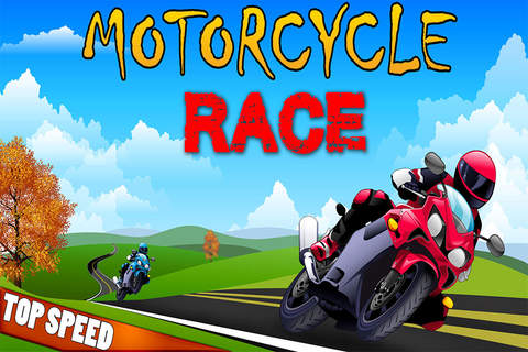 Sports MotorBike Race - Highway Motorcycle Racing  - náhled