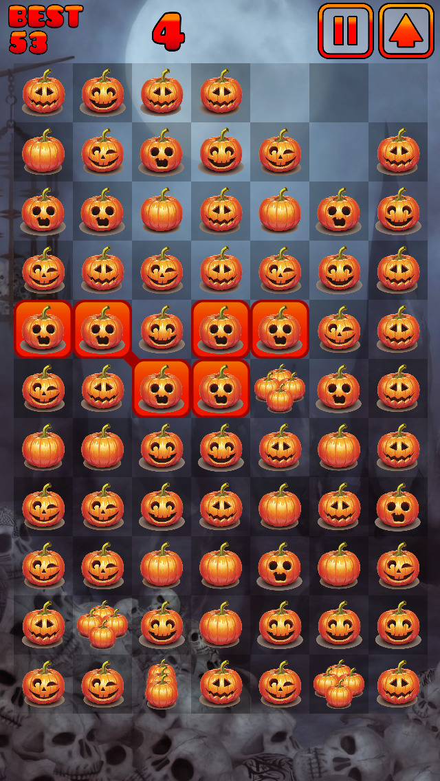 A Halloween Swipe screenshot 1