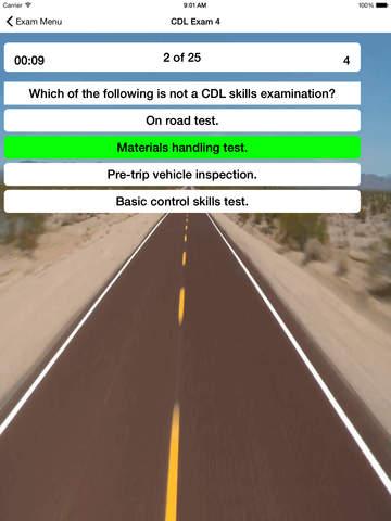 CDL Exam Buddy screenshot 7