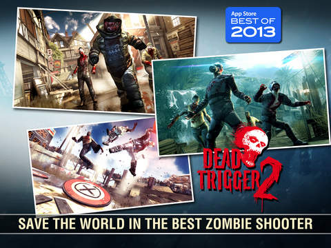 DEAD TRIGGER 2 Zombie Survival screenshot #1