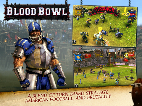 Blood Bowl screenshot 3